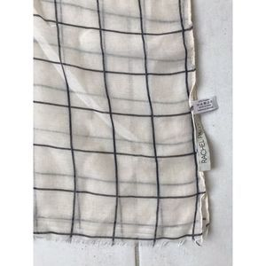 Rachel Pally Accessories - Rachel Pally Plaid Scarf Rectangular 31 x 72